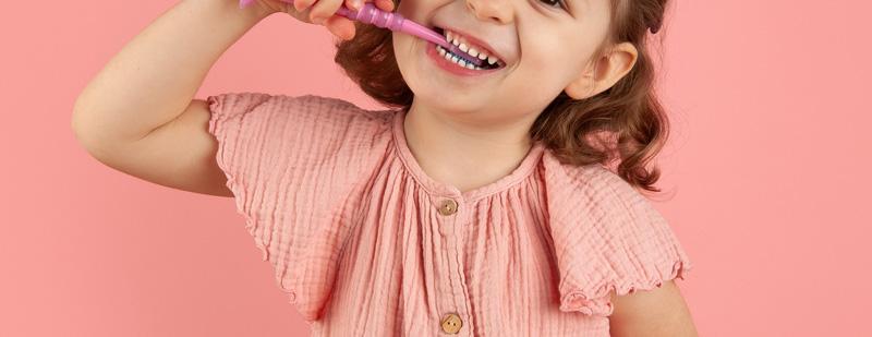 care of baby's milk teeth